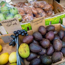 Fresh Local Produce At Kendall By Lindsay Moller