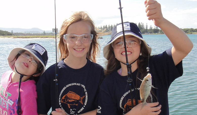 Lake Cathie Fishing Workshop