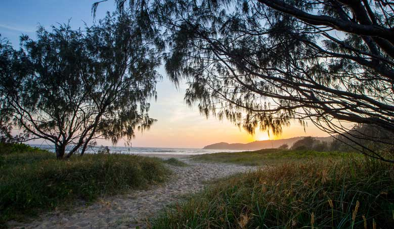 Looking-towards-Wash-House-Beach-by-Lind
