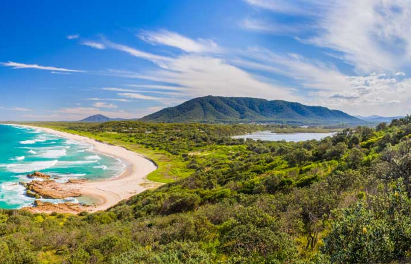 Dunbogan South Beach By Matt Cramer