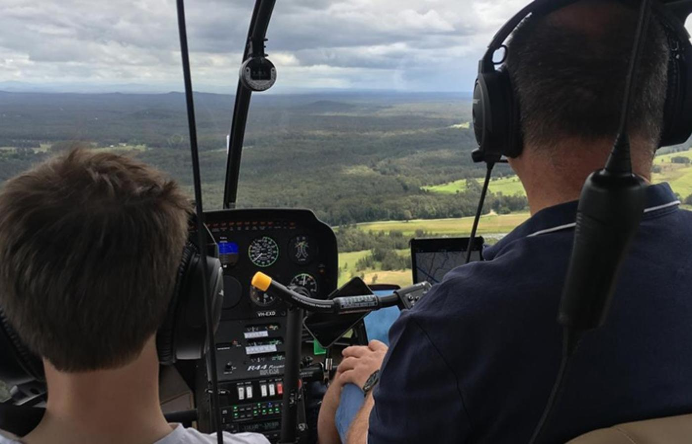 Port Macquarie Helicopters Joy Flight