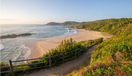 Port Macquarie Coastal Walk By Lindsay Moller