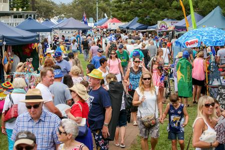 Australia Day Markets By Lindsay Moller Photography