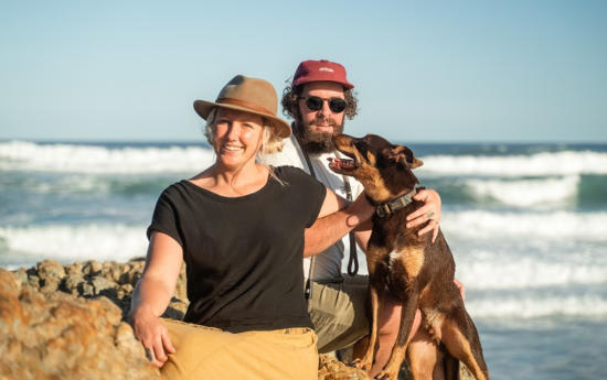 Van life leads coffee couple to Port Macquarie