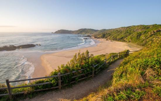 Take the Port Macquarie Coastal Walk